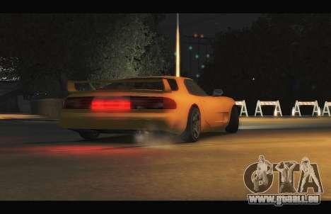 ZR 350 GTA San Andreas v1.0 für GTA 4 linke Ansicht