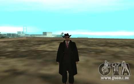 The BOSS für GTA San Andreas