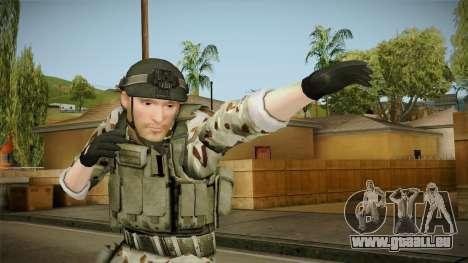 Resident Evil ORC Spec Ops v5 für GTA San Andreas