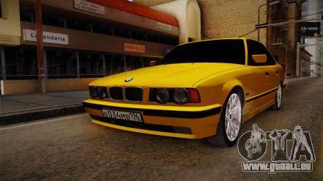 BMW 5-er E34 pour GTA San Andreas