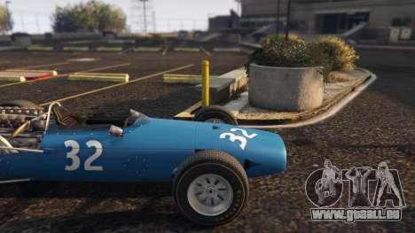 GTA 5 Cooper F12 1967 v2 rechte Seitenansicht