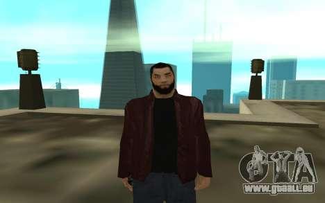 The Mafia für GTA San Andreas