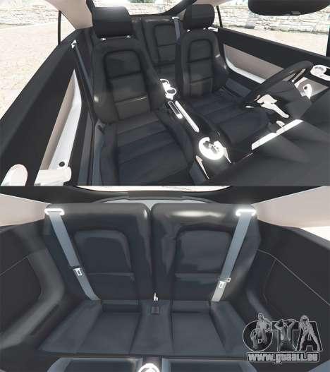 GTA 5 Audi TT (8N) 2004 v1.1 [add-on] vorne rechts Seitenansicht