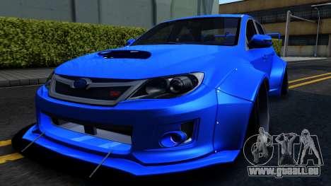Subaru WRX STi Widebody pour GTA San Andreas