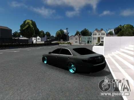 Toyota Camry für GTA San Andreas rechten Ansicht
