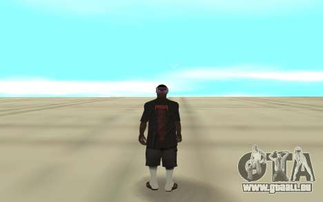Ballas Gang Member für GTA San Andreas dritten Screenshot