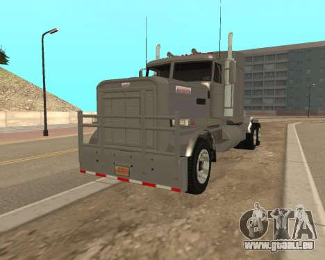 Dude Road Train pour GTA San Andreas