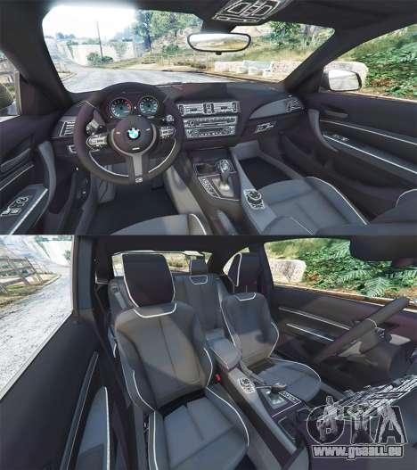 GTA 5 BMW M235i (F87) 69Works [add-on] vorne rechts Seitenansicht