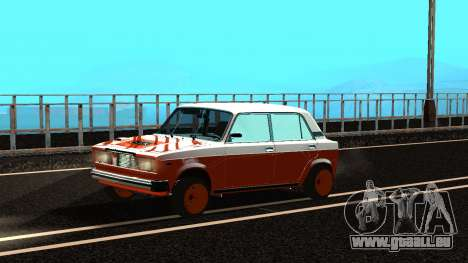 VAZ 2105 patch 3.0 pour GTA San Andreas