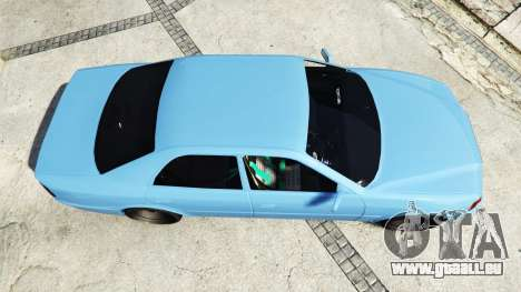 Toyota Chaser (JZX100) v1.1 [add-on] für GTA 5