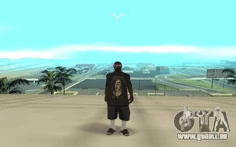 Ballas Gang Member für GTA San Andreas