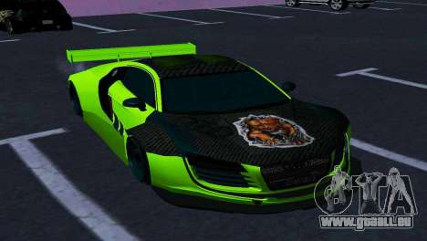 AUDI R8 LMS SPORTS für GTA San Andreas