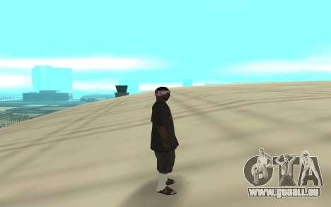 Ballas Gang Member für GTA San Andreas zweiten Screenshot