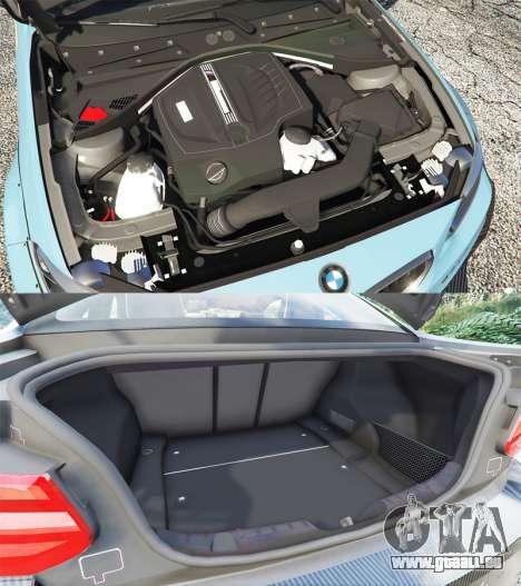 GTA 5 BMW M235i (F87) 69Works [add-on] rechte Seitenansicht