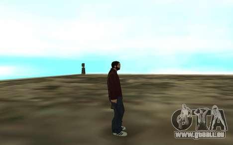 The Mafia für GTA San Andreas zweiten Screenshot