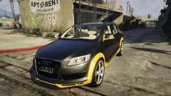2009 Audi Q7 AS7 ABT