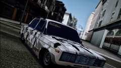 VAZ 2106 Camouflage pour GTA San Andreas