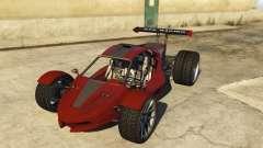 Raptor Car v2