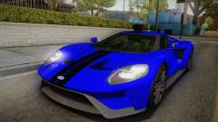 Ford GT 2017 pour GTA San Andreas