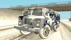 GAZ-66 pour GTA San Andreas