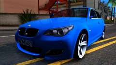 BMW E60 520D M Technique für GTA San Andreas