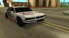 BMW 7 Series E38 für GTA San Andreas