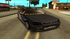 Subaru pour GTA San Andreas