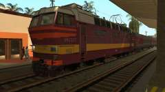 Passenger locomotive CHS4t-521