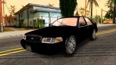 Ford Crown Victoria Detective 2008