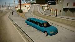 VAZ 2112 Odinnadtsatoye für GTA San Andreas