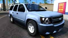 Chevy Tahoe Metro Police Unmarked 2012 für GTA San Andreas
