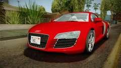 Audi R8 Coupe 4.2 FSI quattro EU-Spec 2008 YCH2
