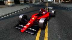 Ferrari 640 F1 1989 für GTA San Andreas
