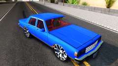 Chevrolet Caprice 1987 Tuning pour GTA San Andreas
