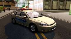2007 Chevy Impala Bayside Police pour GTA San Andreas