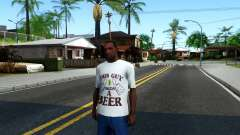 White Beer T-Shirt