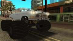 Volga GAZ21 für GTA San Andreas