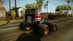 Peterbilt Monster Truck