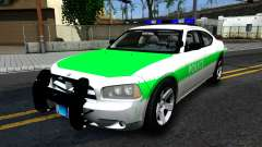 Dodge Charger German Police 2008