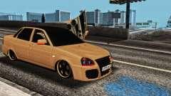 Lada Priora Tuning pour GTA San Andreas