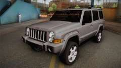 Jeep Commander 2010 für GTA San Andreas