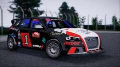 Audi RS3 Sportback Rally WRC