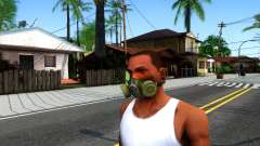Gas Mask From S.T.A.L.K.E.R. Clear Sky pour GTA San Andreas