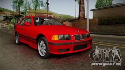 BMW 328i E36 Coupe pour GTA San Andreas
