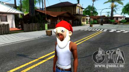 Gnome Mask From The Sims 3 für GTA San Andreas
