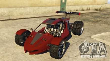 Raptor Car v2 pour GTA 5
