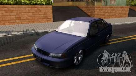 Daewoo Cielo 2001 pour GTA San Andreas