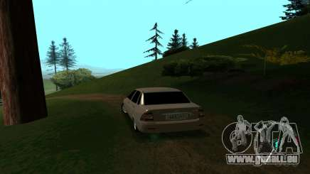 Forza Horizon 3 Speedometer für GTA San Andreas