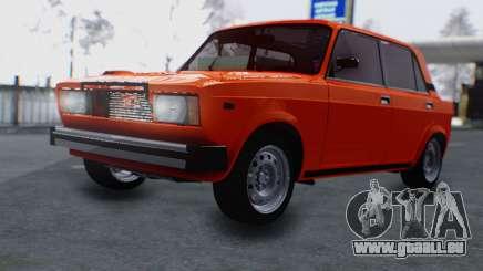VAZ 2105 patch 3.0 pour GTA San Andreas