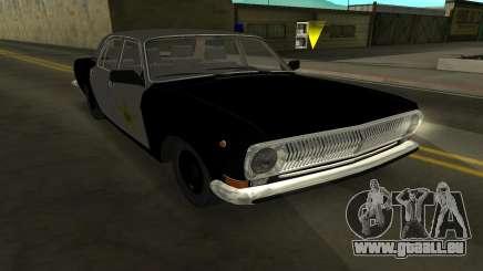 GAZ 24-10 Sheriff für GTA San Andreas